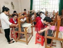 a good working place for people with disabilities