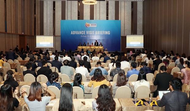 officials appreciate da nangs preparations for asean summits