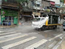 hanoi fortifies itself for a covid 19 rush