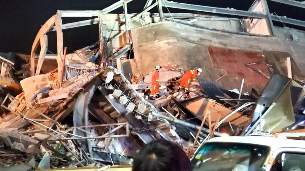 latest news covid 19 global cases increase chinas quarantine hotel collapsed