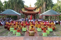 Vietnam Ancestral Global Day celebrating online due to the fear of COVID-19 deepening
