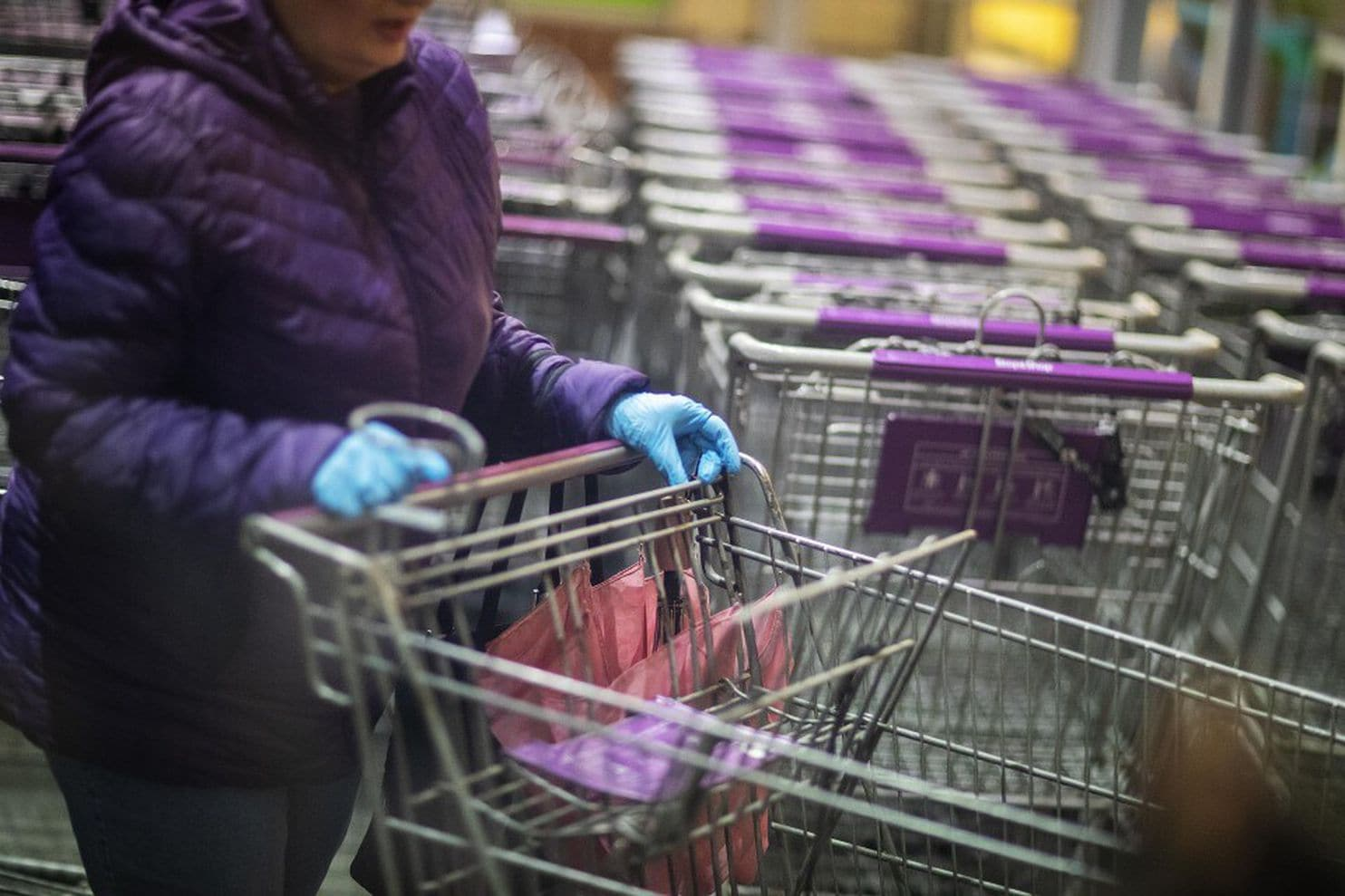 grocery shopping tips during the coronavirus