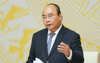 PM Phuc shares losses caused by coronavirus with Japan