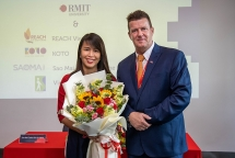scholarship opportunity from rmit university for reach graduates