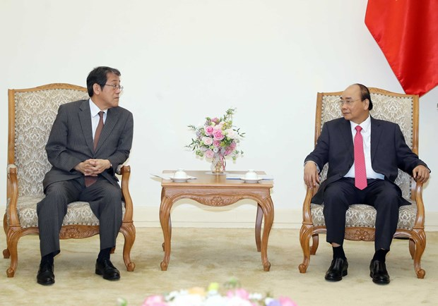 umeda kunio hailed as an exemplary ambassador by vietnamese pm