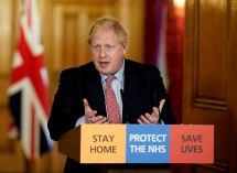 uk prime minister admitted to hospital with persistent symptoms of coronavirus