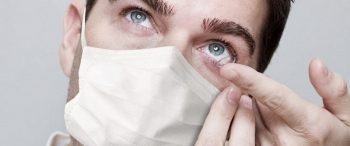 Helpful information regarding COVID-19 and contact lens