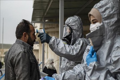 vietnam calls for dialogue solutions for syria amid covid 19 pandemic