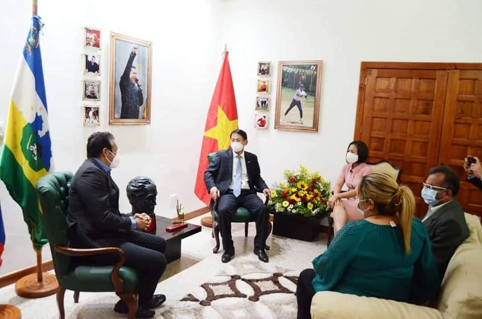 Vietnam, Venezuela boosting agricultural production projects