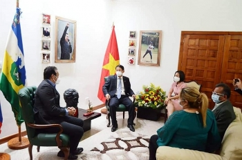 vietnam venezuela boosting agricultural production projects