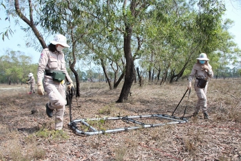quang tri over 480 cluster munitions and uxos safely destroyed