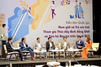 engaging men and boys in promotion of gender equality elimination based violence