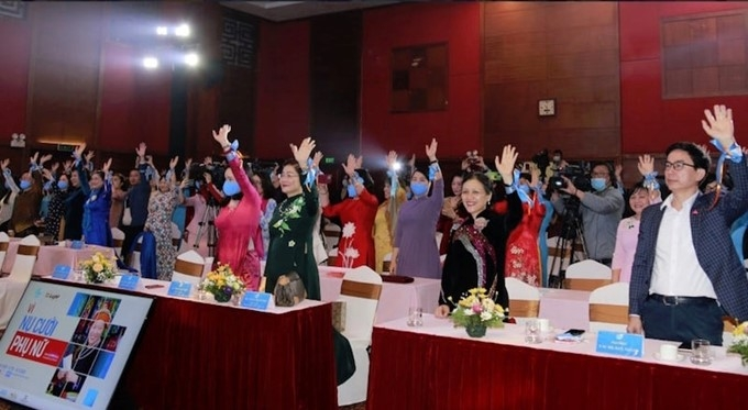 """Campaign """"For Women's Smiles"""" kicked off in Vietnam"""