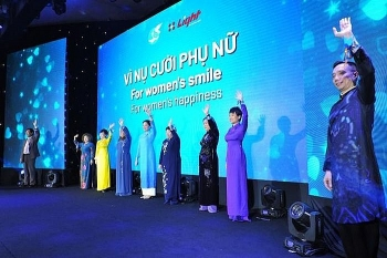 campaign for womens smiles kicked off in vietnam