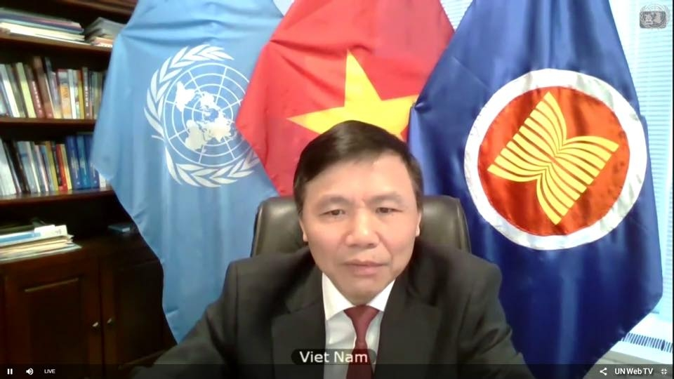 Vietnam urges myanmar to end violence, ensure safety for civilians