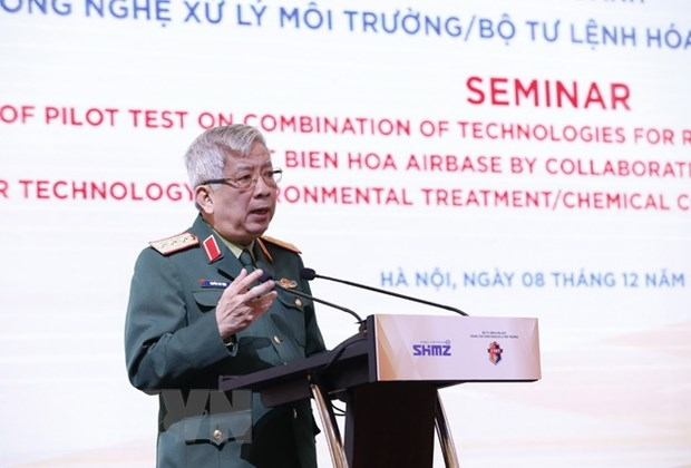 Fruitful results of US Vietnam cooperation in dioxin treatment