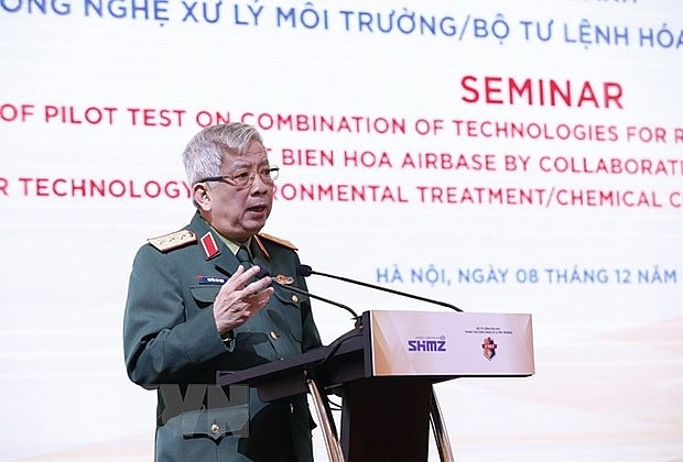 Fruitful results of Vietnam-US cooperation in dioxin treatment