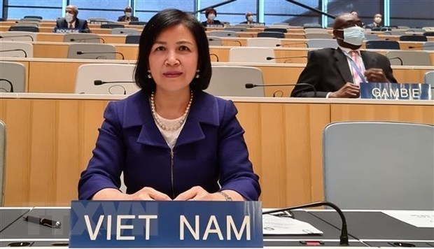 Enhance cooperation and dialogue to substantively promote human rights in reality
