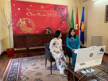 Embassy holds gathering for adopted Vietnamese children in Italy