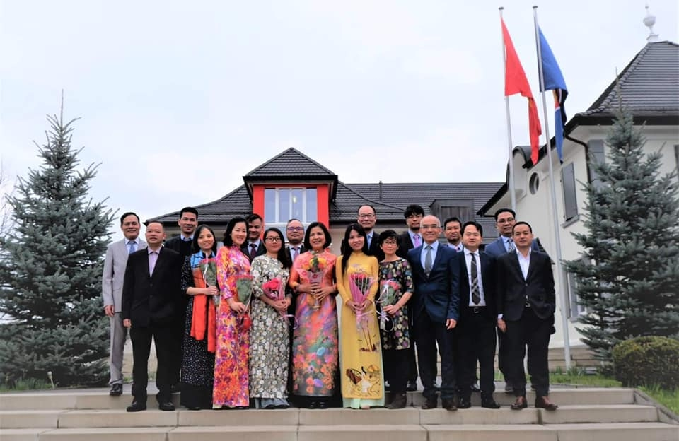 Vietnamese celebrate International Women's Day worldwide