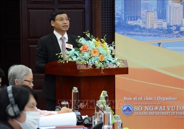 Step up economic diplomacy to help drive da nang's growth