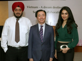 vietnams tourism promoted in indias city with highest per capita income