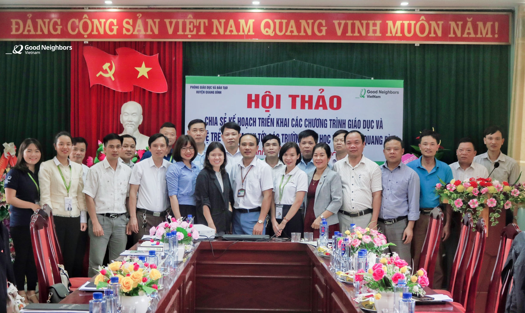 In 2021, gni plans to expand child education and protection program in ha giang province