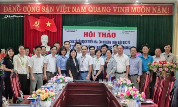 gni plans to expand child education and protection program in ha giang province