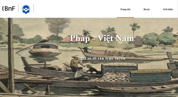 France Vietnam digital library shares Indochina documents