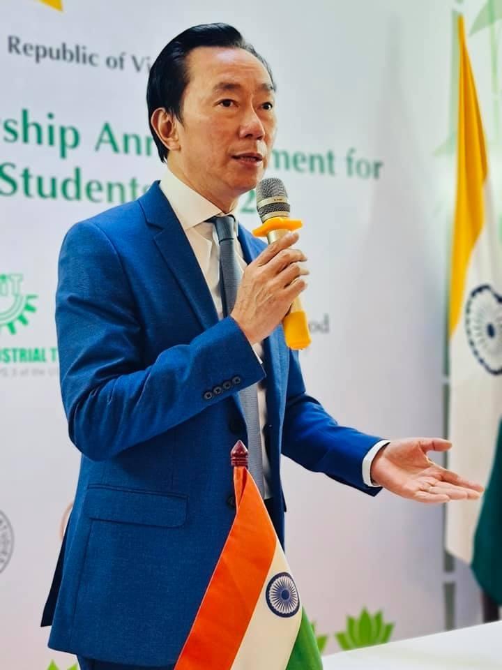 Vietnam's embassy in india announces ambassador's scholarship 2021