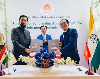 vietnams embassy in india announces ambassadors scholarship 2021