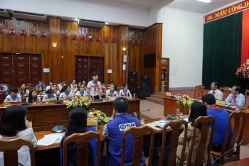 quang binh childrens council holds second meeting