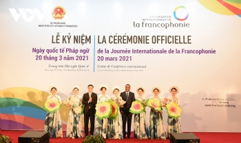 international francophonie day 2021 honours women