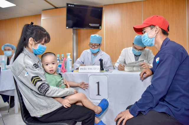 Improving patient access to surgical cleft care in Vietnam