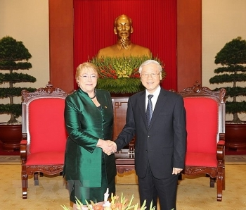 preserve fruitful cooperation traditional friendship between vietnam chile