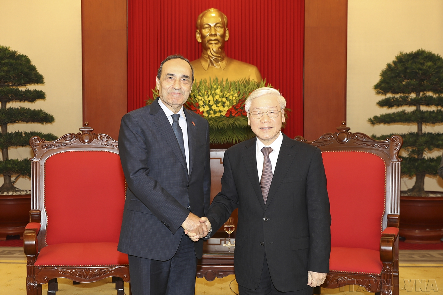 Virtual exhibition on occasion of 60 years Vietnam   Morocco ties