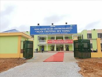 Samsung builds fifth Hope school for disadvantaged children in Vietnam