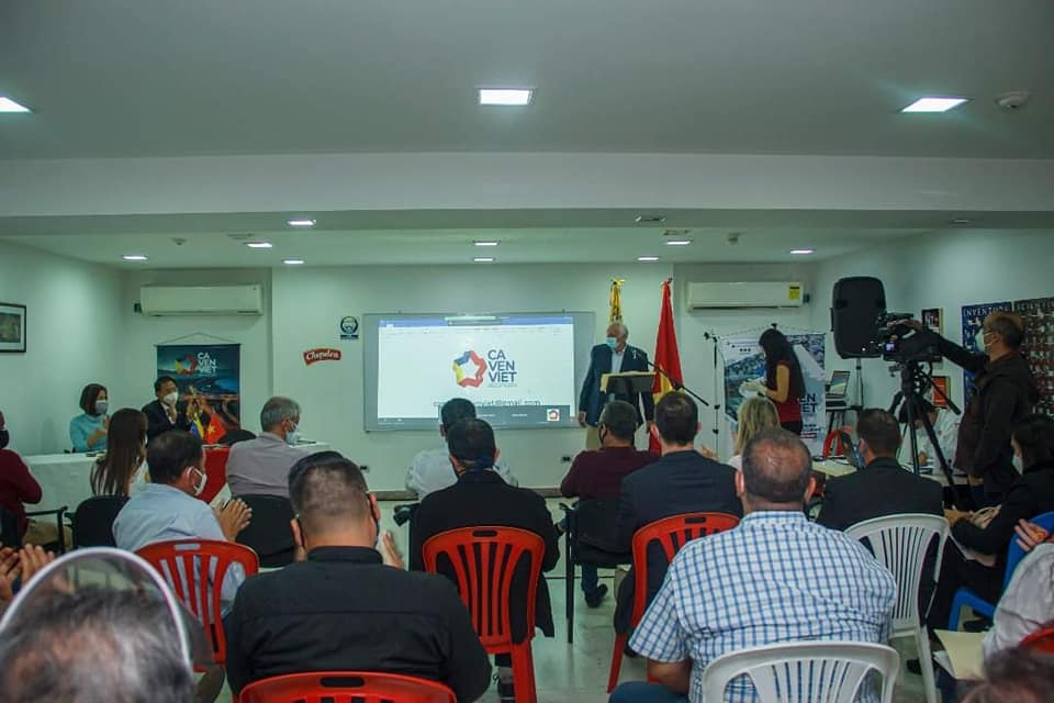Embassy promotes connection and cooperation between Vietnamese and Venezuelan enterprises
