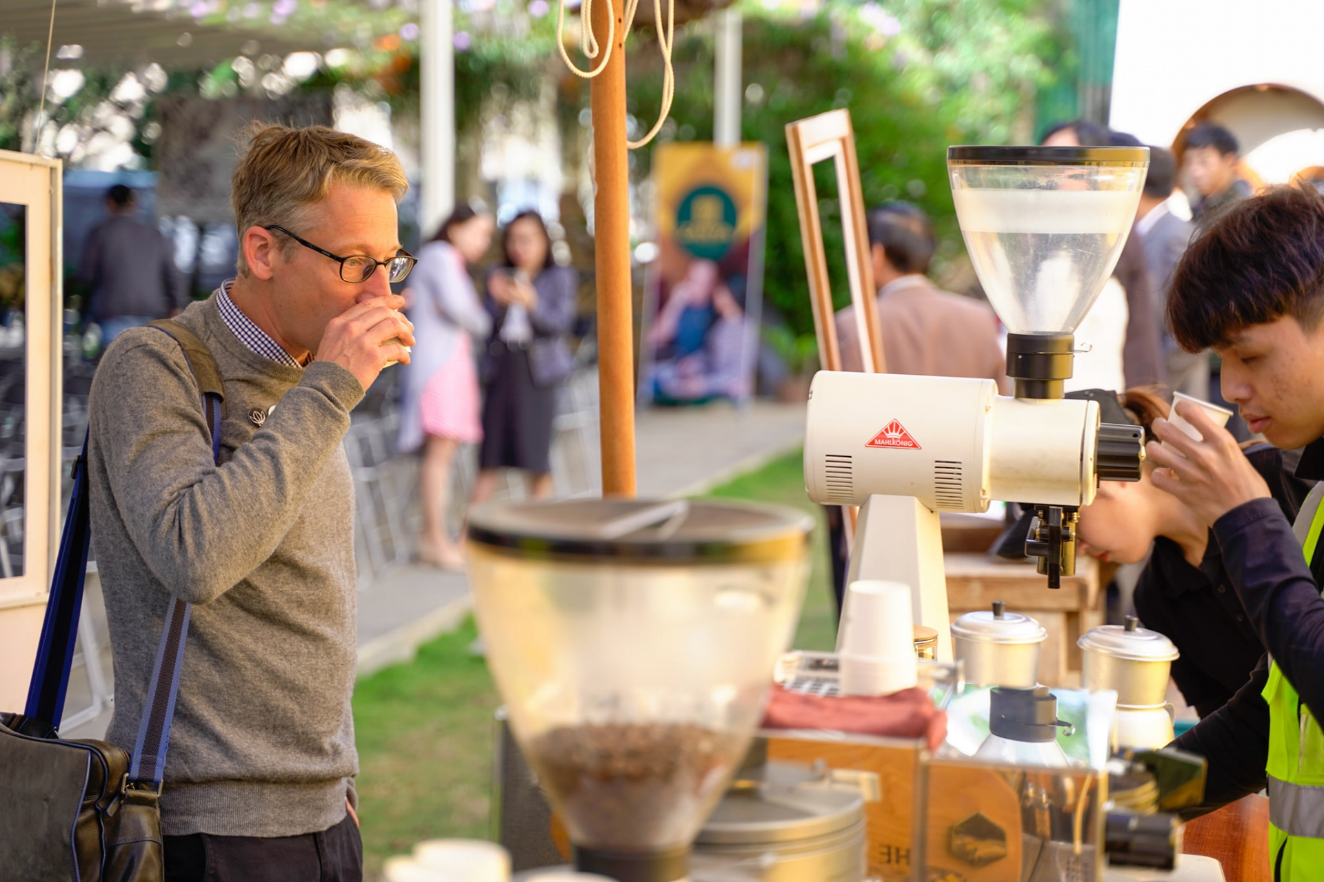 Arabica lac duong a journey to build high-quality coffee brand