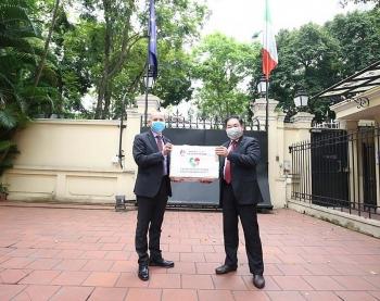 Vietnam – Italy friendship shines amid coronavirus crisis