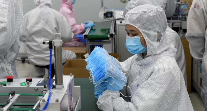 China tightens coronavirus test kit exports after accuracy questioned