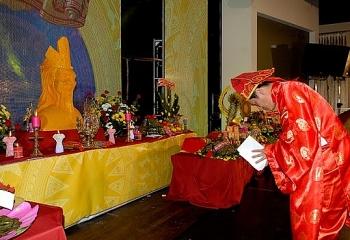Vietnamese in Venezuela, Czech Republic hold ceremonies in honour of Hung Kings