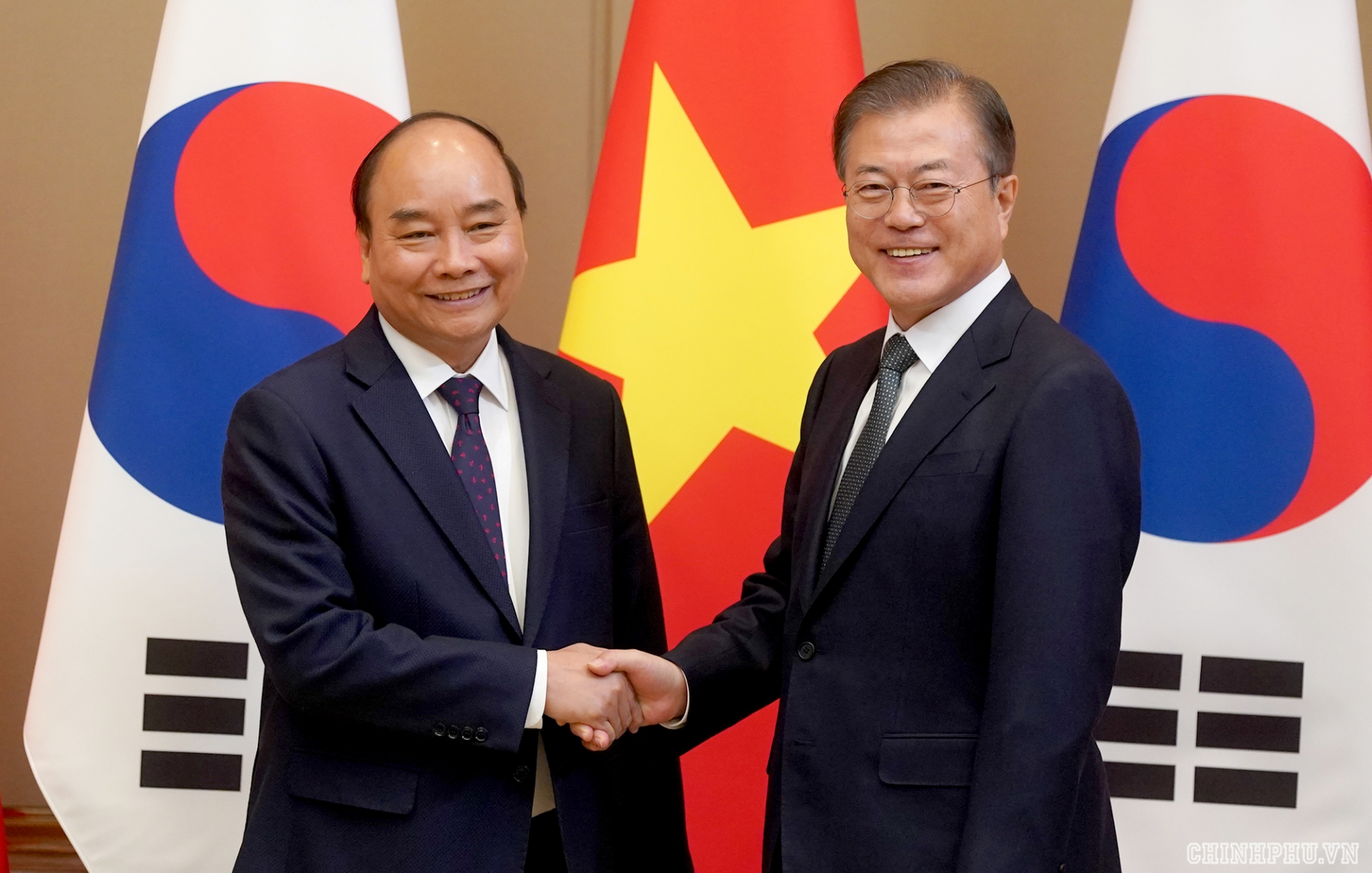 vietnam well responds to covid 19 pandemic says korean president