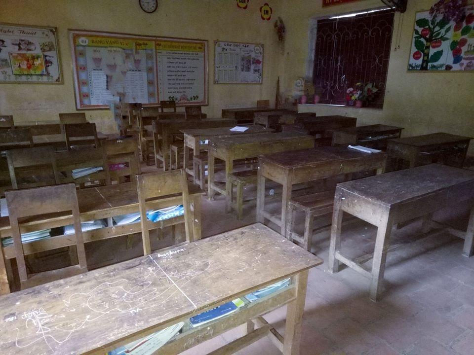 ngo upgrades education facility in thanh hoa