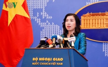 vietnam submits note against chinas illegal claims over east sea to un