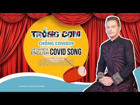 american singer covers vietnamese folk song to raise awareness about covid 19