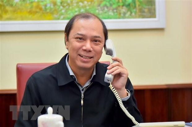 vietnamese australian deputy fms talks joint work amid covid 19