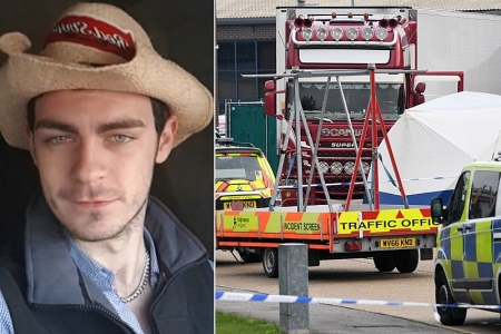 UK driver pleads guilty to manslaughter of 39 lorry victims