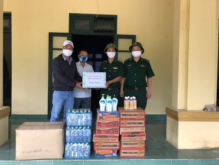 Medical Committee Netherlands-Vietnam contributes to COVID-19 fight in Quang Tri