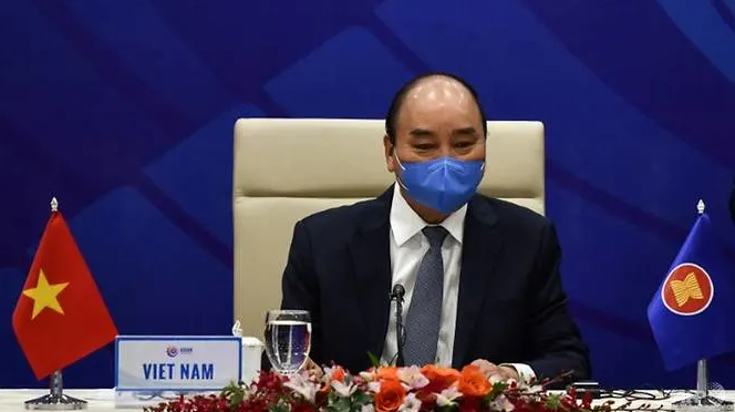 pm vietnam to continue supporting virus stricken countries